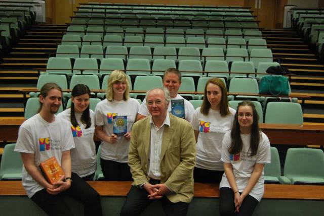Meeting Philip Pullman